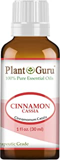 Cinnamon Cassia Essential Oil 1 oz / 30 ml 100% Pure Undiluted Therapeutic Grade.
