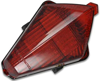 TZK-310-SQL-S Smoke Sequential LED Tail Light Top Zone
