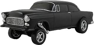 Gasser Model 1955 Chevy 1:18 Scale Black Matte