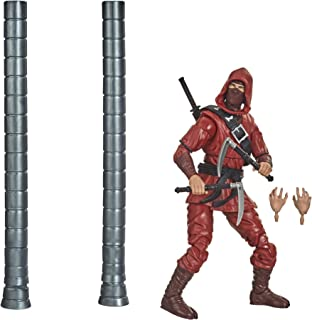 Spider-Man F0261 Hasbro Marvel Legends Series The Hand Ninja 6-inch Collectible Action Figure Toy For Kids Age 4 and Up
