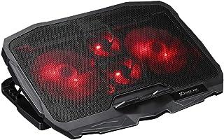 Base Enfriadora Ventilador Laptop Xtrike Me 16 Fn-802