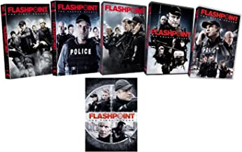 Flashpoint: The Complete Series Seasons 1-6 (Dvd)