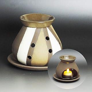 茶香炉 本体 常滑焼 人水作 アロマ 国産 川本屋茶舗