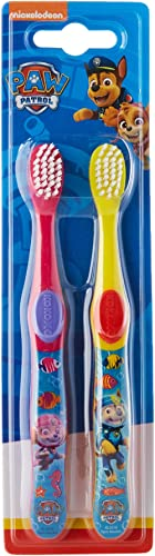 Paw Patrol Kids Toothbrush - Pack of 2