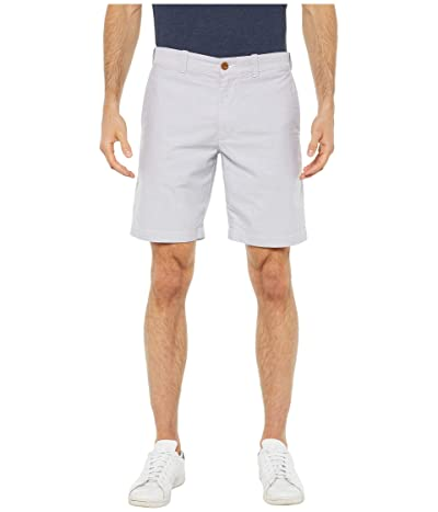 J.Crew 9 Oxford Shorts (Seagull Grey) Men