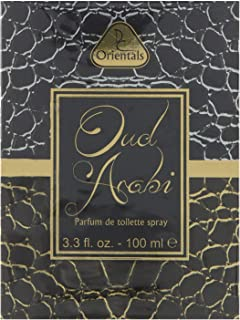 Oud Arabi By Dorall Collection For Women Eau De Toilette, 100 Ml