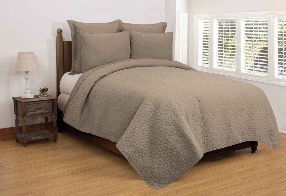 Excellent CF Home Regent Clay Diamond Twin Machine 67% OFF of fixed price Solid Reversible Washa