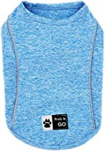 kyeese Dog Shirt Soft Dog T-Shirt Tank Top Sleeveless Vest Pet Clothes Cat Shirts