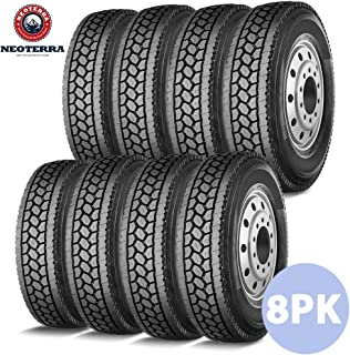 Best 8 22.5 truck tires Reviews