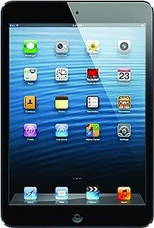 Apple iPad Mini MD528LL/A 7.9in 16 GB Tablet - Black (Renewed)