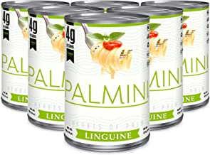 Palmini Low Carb Linguine | 4g of Carbs | As Seen On Shark Tank (14 Ounce (6 Pack)