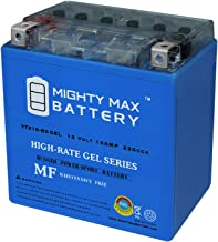 Mighty Max Battery YTX16-BS Gel Battery for Suzuki LT-A500F Vinson 500 Auto 4x4 02-03 Brand Product
