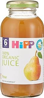 Hipp Organic Pear Juice Glass, 200ml
