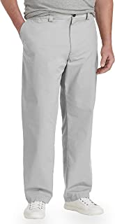 Men's Big & Tall Loose Lightweight Chino Pant fit by DXL
