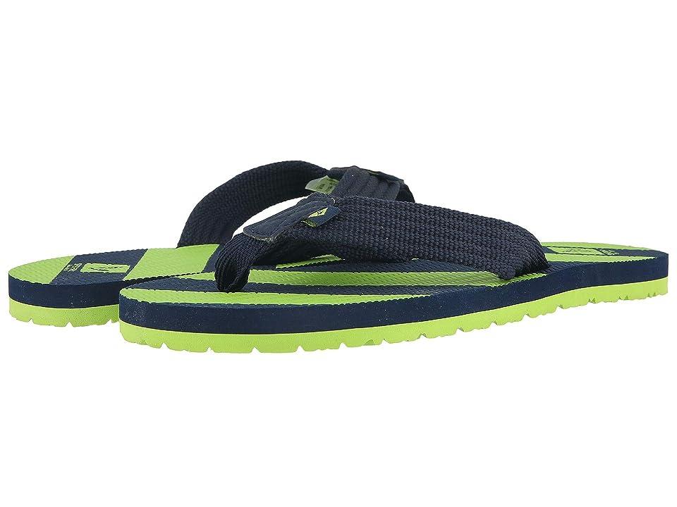 Sperry Kids Calypso (Little Kid/Big Kid) (Navy) Boys Shoes