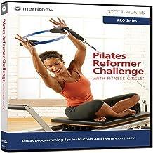 سيت بيلاتس ريفورمر تحدي مع دائرة اللياقة البدنية