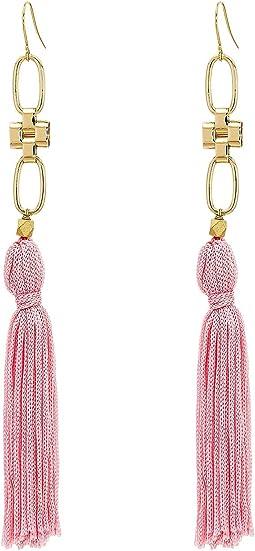 The Faith Tassel Earrings