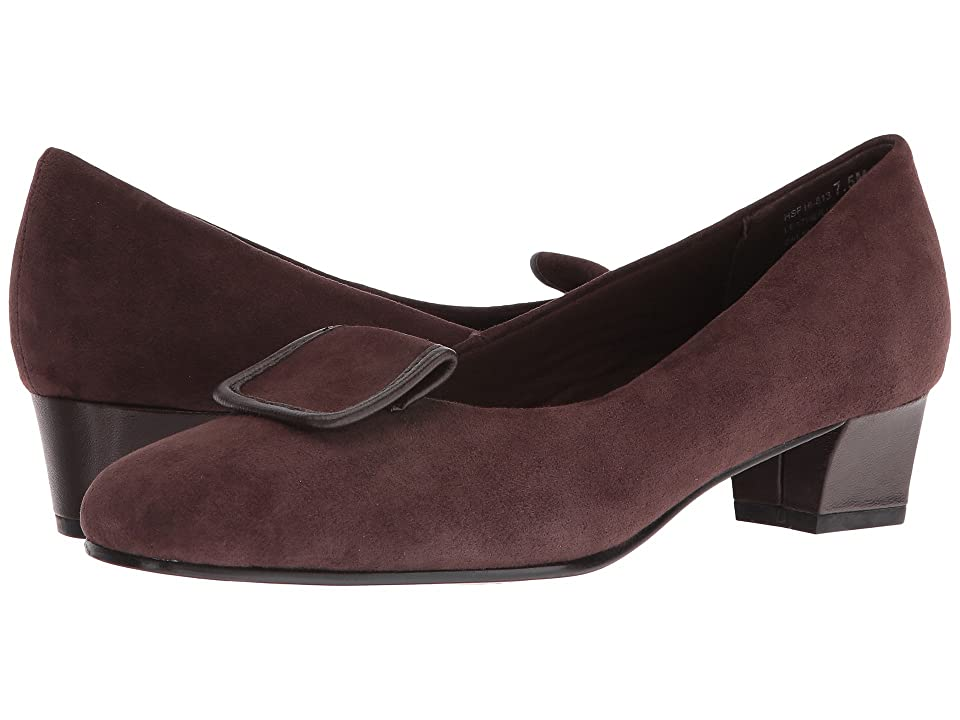 David Tate Ariana (Brown Suede) Women