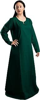 byCalvina Costumes Fraye Viking Medieval Women Dress Made in Turkey