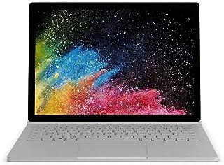 Microsoft Surface Book LCL-00001 2-in-1 Laptop, Intel Core i5-6300U, 8GB RAM, 256GB SSD (Renewed)