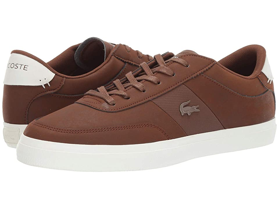 Lacoste Court-Master 119 3 CMA (Brown/Off-White) Men