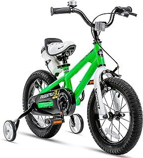 royalbaby BMX Freestyle para bicicleta de 50.8 cm, bicicleta
