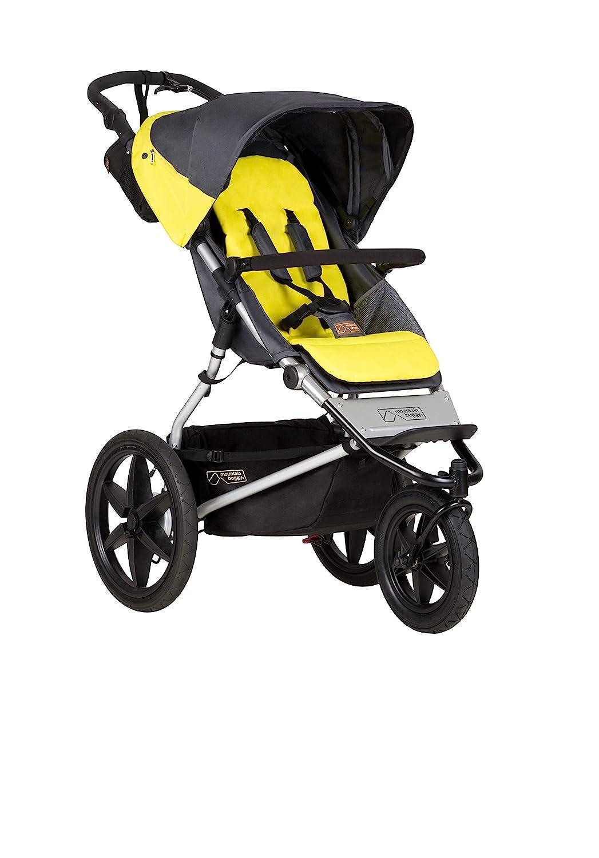 Raleigh Mall 5 ☆ popular Mountain Buggy Terrain Premium TER-V3-4 Solus Stroller Jogging