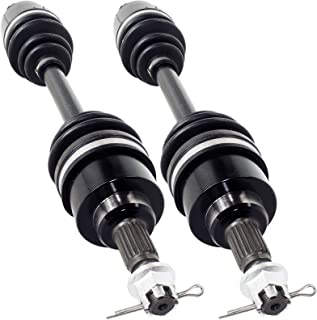 SUNROAD CV Drive Joint Axle Shaft Assembly Front Left Right Side for 2009 2010 2011 20012 2013 2014 Honda Rancher 420 4x4