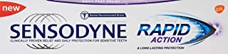 Sensodyne Rapid Action Toothpaste, 75ml