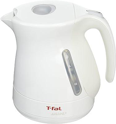 T-FAL electric kettle (1.2L) Justin plus white KO340175