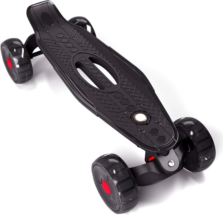 "JFJ 22"" Complete MountainBoard Mini Cruiser Skateboard for Beginners"