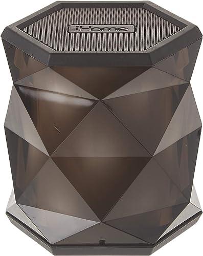 IHome ibt68noir portable Speakers (sans Fil, bleutooth, noir, Charging, Power, Battery, Built-in)