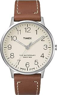 timex waterbury 38mm