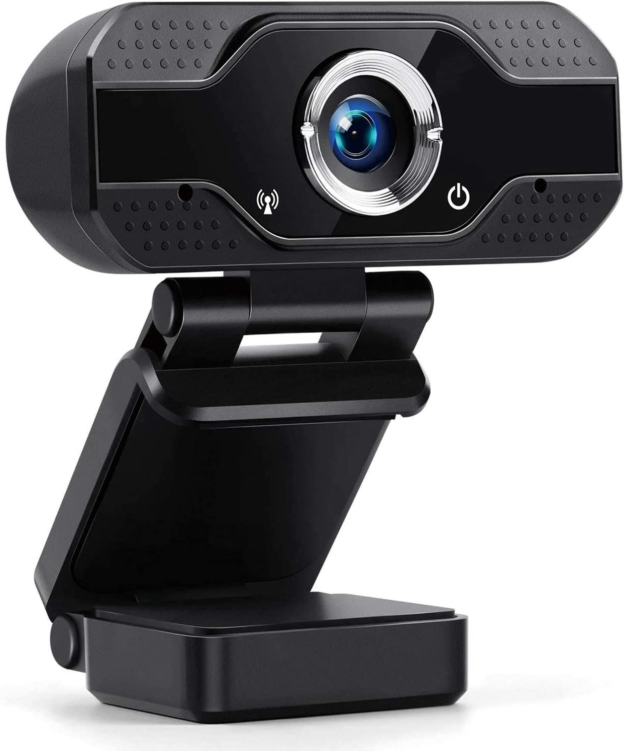 DALLUX HD 1080P Webcam with Built-in Microphone,Auto Focus USB Streaming PC Computer Web Camera with Wide View Angle for Video Calling Recording Conferencing