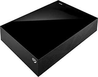 Seagate Desktop 8TB External Hard Drive HDD – USB 3.0 for PC, Laptop And Mac, 1-Year Rescue Service (STGY8000400), Black