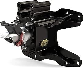 "Teraflex 4838910 Black JL/JLU: Alpha HD Adjustable Spare Tire Mounting Kit (Complete) - 5x5"""