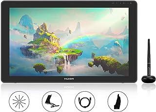 2020 HUION KAMVAS 22 Plus grafika tablet do rysowania z w pełni laminowanym ekranem QD 140% s RGB Android wsparcie idealne...
