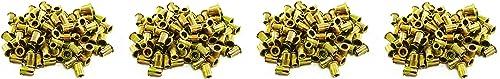 Astro Pneumatic Tool RN6M 100-Piece M6 6mm Steel Rivet Nuts (4 Pack)
