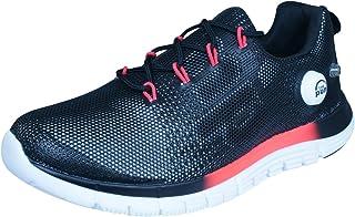 [リーボック] ZPump Fusion PU Womens Running Sneakers-Black-22.5