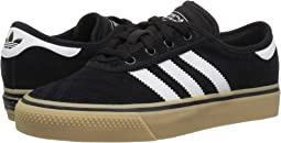 buy popular ad4ec 3604e adidas skateboarding gonz slip black white black
