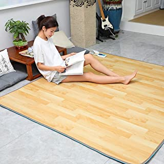 Graphene Heated Mat,Heating Carpet For Home Living Room,Intelligent Temperature Control, Overheating Protection,Multi-stag...