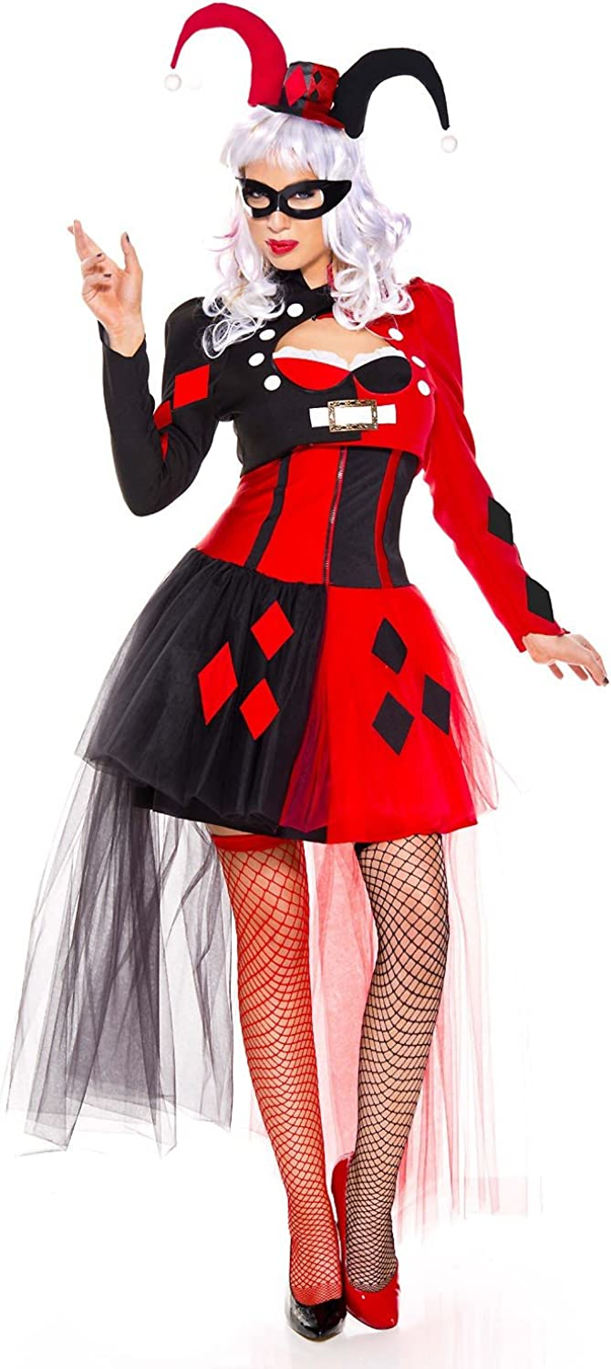 4 All items in the store PC. Ladies Max 60% OFF Steampunk Harley Dress Set Strapless Costume