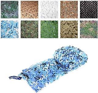 Juegos de imitación conveniente para el disfraz que oculta la caza que tira el jardín grande de 3x5 Lona alquitranada La tela de Oxford de la tienda de los toldos de la red del sol de la red de la sombra sombrea la tela