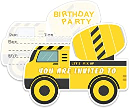 Best tonka truck party invitations Reviews