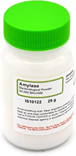 Amylase Powder, 25g - The Curated Chemical Collection