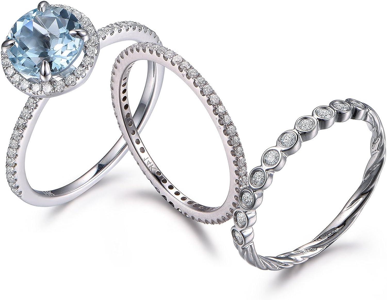 Free Shipping Aqua Flower /& Band Ring Size 6 Handmade Beaded Ring