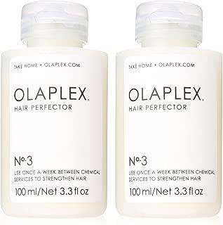Olaplex Hair Perfector NaKNkf No 3 Repairing Treatment, 3.3 Oz (Pack of 2)