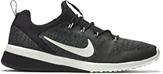 Nike Mens Ck Racer Fabric Low Top Lace Up, Black/Sail-Anthracite, Size 10.0