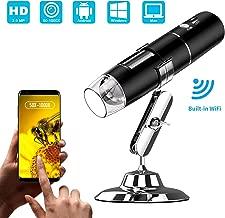 1000x zoom 1080p microscope