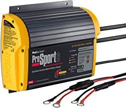 Promariner Prosport 8 Gen 3 Heavy Duty On-Board Marine Battery Charger - 8 Amp - 2 Bank